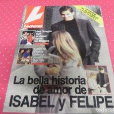 Coleccionismo de Revistas: REVISTA LECTURAS - Nº2102 / 1992 EL SORO / CHABELI / TERESA RIVERA / ANA OBREGON / ANGELES MARTIN. Lote 208095785