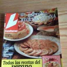 Coleccionismo de Revistas: LECTURAS ESPECIAL RECETAS COCINA Nº 6. Lote 208176597