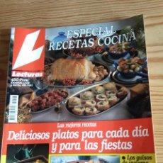 Coleccionismo de Revistas: LECTURAS ESPECIAL RECETAS COCINA Nº 7. Lote 208176633