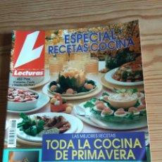 Coleccionismo de Revistas: LECTURAS ESPECIAL RECETAS COCINA Nº 8. Lote 208176673