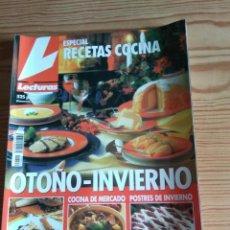 Coleccionismo de Revistas: LECTURAS ESPECIAL RECETAS COCINA Nº 22. Lote 208176722