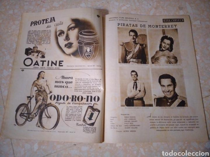 Coleccionismo de Revistas: Revista LECTURAS Agosto 1948 con publicidad años 40 - Foto 4 - 209629473