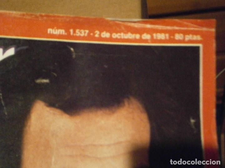 Coleccionismo de Revistas: REVISTA LECTURA,N 1537 JULIO IGLESIAS¡AÑOS 70 ¡¡NOSE ACMITE RECLAMACIONES - Foto 3 - 213367926