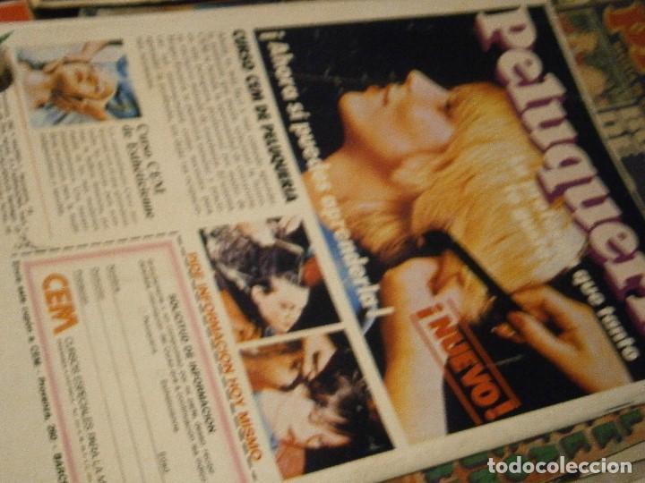 Coleccionismo de Revistas: REVISTA LECTURA,N 1537 JULIO IGLESIAS¡AÑOS 70 ¡¡NOSE ACMITE RECLAMACIONES - Foto 4 - 213367926
