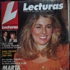 Coleccionismo de Revistas: REVISTA SEMANA LECTURAS Nº 1925 MARTA CHAVARRI ROMINA POWER ISABEL PANTOJA MARISOL SABRINA SALERNO. Lote 213534058