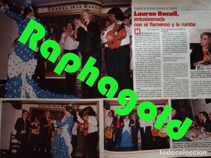 Coleccionismo de Revistas: Revista Semana Lecturas nº 1925 Marta Chavarri Romina Power Isabel Pantoja Marisol Sabrina Salerno - Foto 10 - 213534058