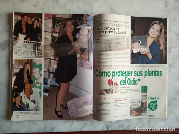 Coleccionismo de Revistas: LECTURAS,URI GELLER-ANTONIO BANDERAS-MADONNA-SONSOLES SUAREZ-CARMEN SEVILLA-GRECIA COLMENARES. - Foto 3 - 213602858