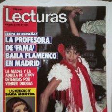 Coleccionismo de Revistas: LECTURAS N°1629. Lote 218354058