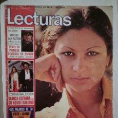 Coleccionismo de Revistas: LECTURAS NUM. 1283 - LOLITA OPERADA. Lote 218354603