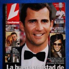 Coleccionismo de Revistas: LECTURAS - 18 04 2003. Lote 218710766