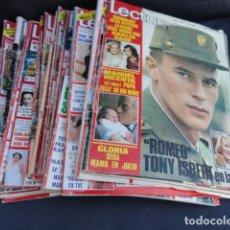 Coleccionismo de Revistas: 19 REVISTAS LECTURAS. AÑOS 70.. Lote 218840541
