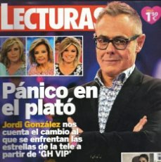 Coleccionismo de Revistas: REVISTA LECTURAS 3329. 13 ENERO 2016. Lote 221375087