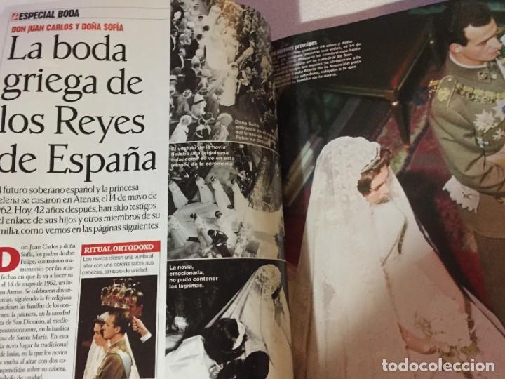 Coleccionismo de Revistas: REVISTA LECTURAS ESPECIAL BODA LETICIA Y FELIPE VI Nº 2723 JUNIO 2004 386 PAGINAS - Foto 2 - 221511118