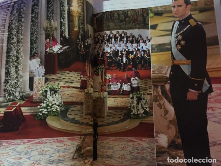 Coleccionismo de Revistas: REVISTA LECTURAS ESPECIAL BODA LETICIA Y FELIPE VI Nº 2723 JUNIO 2004 386 PAGINAS - Foto 3 - 221511118