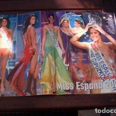 Coleccionismo de Revistas: LECTURAS / MISS ESPAÑA, MISTER, PALOMA SAN BASILIO, JENNIFER LOPEZ, ISABEL GEMIO, BERTIN OSBORNE. Lote 221771786