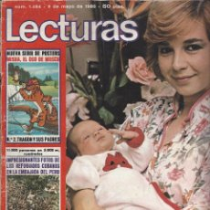Coleccionismo de Revistas: REVISTA LECTURAS Nº 1464 DEL 09-05-1980. Lote 222799452