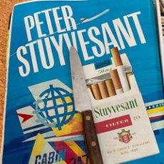 Coleccionismo de Revistas: RECORTE REVISTA LECTURAS Nº1494 / 1980 / ANUNCIO PUBLICIDAD PETER STUYVESANT. Lote 222920977