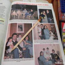 Coleccionismo de Revistas: RECORTE REVISTA LECTURAS Nº1494 / 1980 / EMILIO DE VILLOTA / JULIO IGLESIAS. Lote 222923611