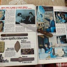 Coleccionismo de Revistas: RECORTE REVISTA LECTURAS Nº1494 / 1980 / MARTIN ZEROLO. Lote 222924170