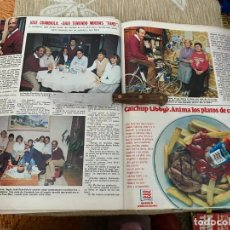 Coleccionismo de Revistas: RECORTE REVISTA LECTURAS Nº1494 / 1980 / JOSE GUARDIOLA. Lote 222925048