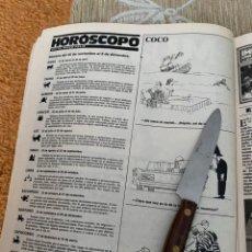 Coleccionismo de Revistas: RECORTE REVISTA LECTURAS Nº1494 / 1980 / TIRA COMICA COCO. Lote 222925803
