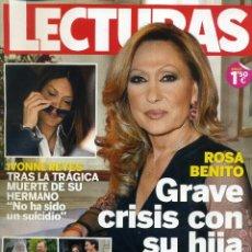 Coleccionismo de Revistas: LECTURAS Nº 3.350 - 8 JUNIO 2016. Lote 224142625