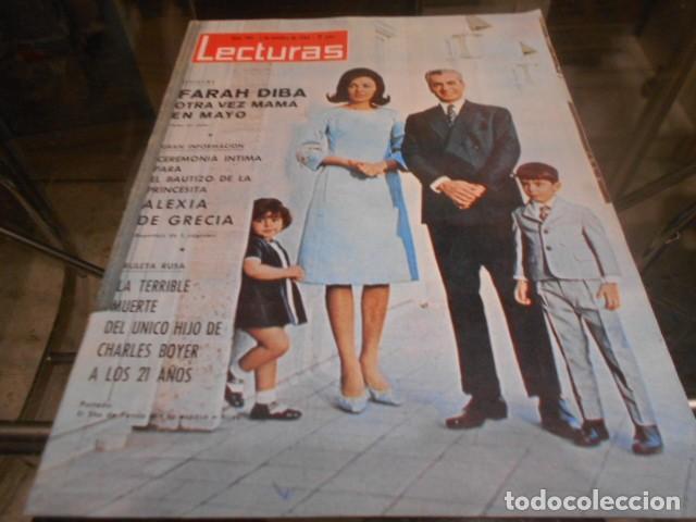 LECTURAS - 1-10-1965 - MARISOL 4F 1P - BEATLE RINGO 6F 1P (Coleccionismo - Revistas y Periódicos Modernos (a partir de 1.940) - Revista Lecturas)