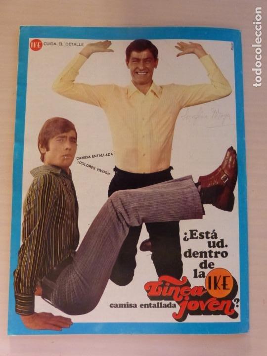 Coleccionismo de Revistas: REVISTA LECTURAS ROGER MOORE MARIA DOLORES GARCIA MAJA DE ESPAÑA 1968 JOSE LUIS OZORES Nº 839 L1 - Foto 17 - 229150465