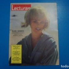 Coleccionismo de Revistas: REVISTA LECTURAS JERRY LEWIS CLAUDIA CARDINALE ELKE SOMMER MEL FERRER LOLA FLORES ROBERT Nº 630 L2. Lote 229306980