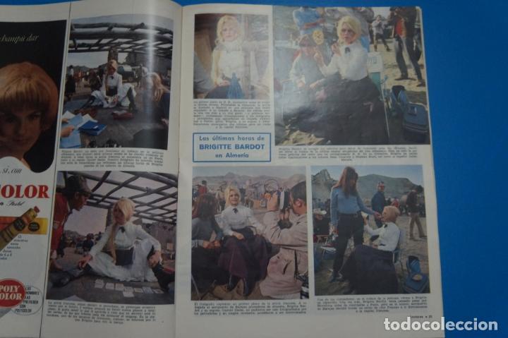 Coleccionismo de Revistas: REVISTA LECTURAS BRIGITTE BARDOT AUDREY HEPBURN SONIA BRUNO LOS PRINCIPES DE MONACO Nº 834 L4 - Foto 2 - 230329865