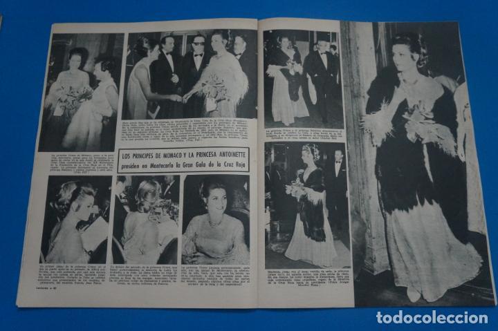 Coleccionismo de Revistas: REVISTA LECTURAS BRIGITTE BARDOT AUDREY HEPBURN SONIA BRUNO LOS PRINCIPES DE MONACO Nº 834 L4 - Foto 7 - 230329865