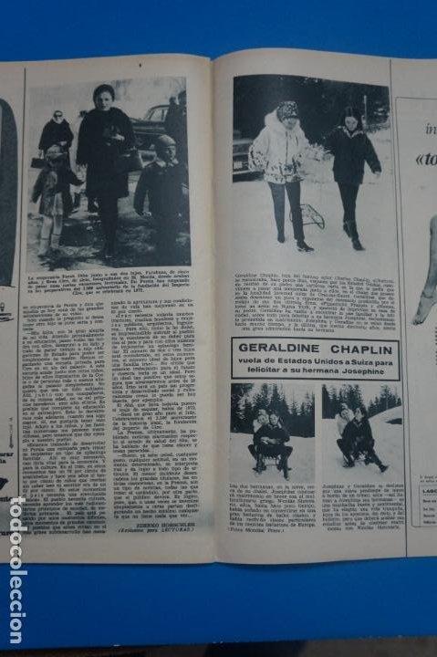 Coleccionismo de Revistas: REVISTA LECTURAS BRIGITTE BARDOT AUDREY HEPBURN SONIA BRUNO LOS PRINCIPES DE MONACO Nº 834 L4 - Foto 9 - 230329865
