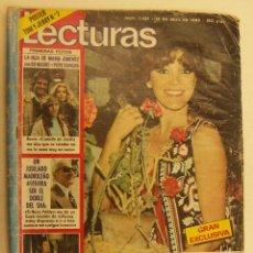 Coleccionismo de Revistas: REVISTA LECTURAS Nº 1461. CARMEN CERVERA. 18 ABRIL 1980. Lote 230407150