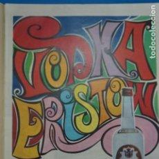 Coleccionismo de Revistas: RECORTE CLIPPING DE VODKA ERISTOW REVISTA LECTURAS Nº 909 PAG. 7 L5. Lote 231434530