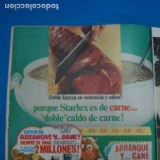 Coleccionismo de Revistas: RECORTE CLIPPING DE STARLUX REVISTA LECTURAS Nº 909 PAG. 26 L5. Lote 231435285