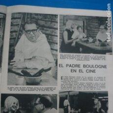 Coleccionismo de Revistas: RECORTE CLIPPING DE EL PADRE BOULOGNE REVISTA LECTURAS Nº 909 PAG. 37 L5. Lote 231435835