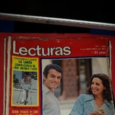 Coleccionismo de Revistas: REVISTA LECTURAS 1975 - CONCHITA VELASCO-POSTER PETER SELLERS - AGATA LYS-JUAN PARDO. Lote 232680710