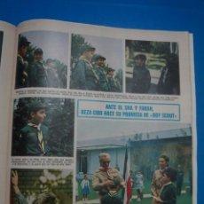 Coleccionismo de Revistas: RECORTE CLIPPING DE REZA CIRO HIJO DE EL SHA Y FARAH REVISTA LECTURAS Nº 919 PAG. 73 AL 75 L14. Lote 235064670