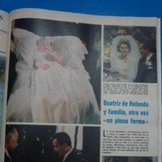 Coleccionismo de Revistas: RECORTE CLIPPING DE BEATRIZ DE HOLANDA REVISTA LECTURAS Nº 919 PAG. 71 L14. Lote 235064850