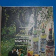 Coleccionismo de Revistas: RECORTE CLIPPING DE ANUNCIO MARTINI REVISTA LECTURAS Nº 919 PAG. 29 L14. Lote 235066440