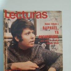 Coleccionismo de Revistas: LECTURAS N°981 5/2/1971 RAPHAEL. Lote 235825550
