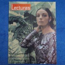 Collectionnisme de Magazines: REVISTA LECTURAS MARIE LAFORET KIM NOVAK CARMEN CERVERA MISS ESPAÑA LEX BARKER TARZAN Nº 675 L22. Lote 241867280