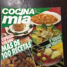 Coleccionismo de Revistas: LOTE REVISTAS COCINA FÁCIL. Lote 244567455