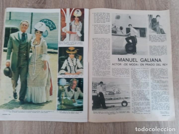 Coleccionismo de Revistas: LECTURAS 906 AÑO 1969 KENNEDY ALFREDO LANDA .JACKIE EN ATENAS ETC.. - Foto 3 - 244664805