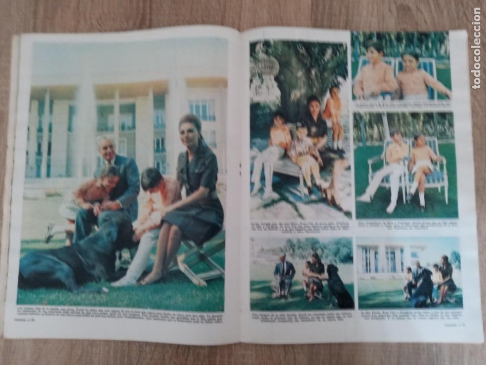 Coleccionismo de Revistas: LECTURAS 909 AÑO 1969 GRACE DE MONACO .SOFIA LOREN.SORAYA.TERESA RABAL.FARAH DIBA ETC.. - Foto 2 - 244667395