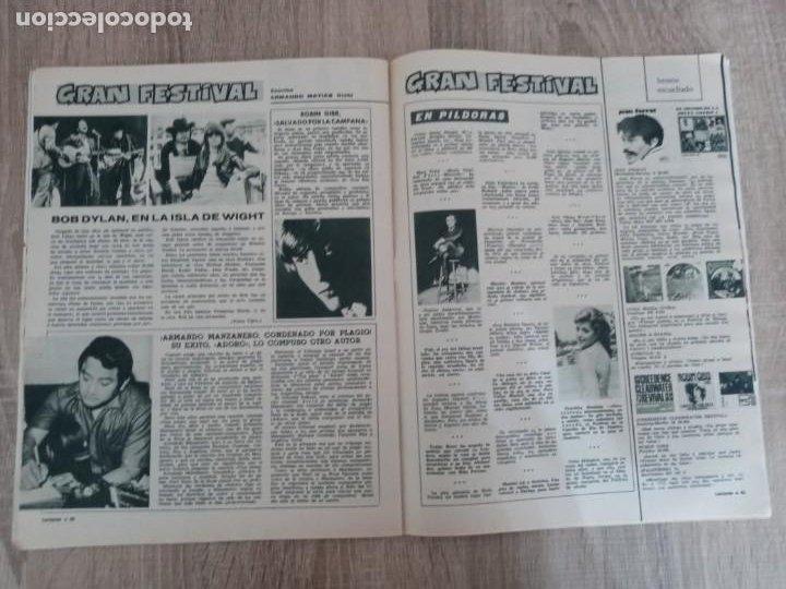 Coleccionismo de Revistas: LECTURAS 909 AÑO 1969 GRACE DE MONACO .SOFIA LOREN.SORAYA.TERESA RABAL.FARAH DIBA ETC.. - Foto 3 - 244667395
