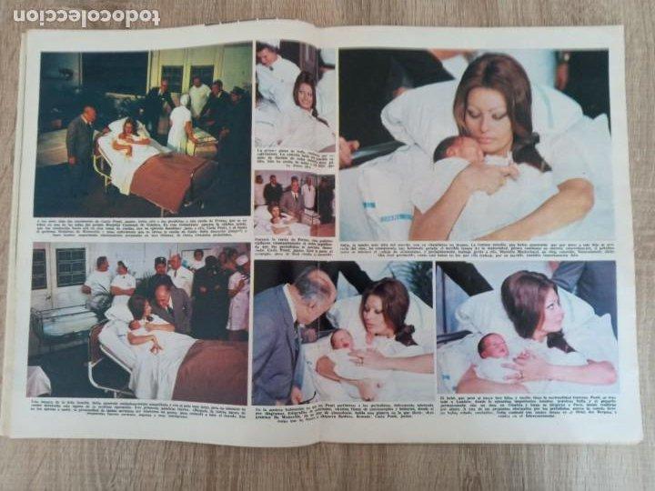 Coleccionismo de Revistas: LECTURAS 874 AÑO 1969 SOFIA LOREN.LUCIA BOSE .KENNEDY.LIZ TAYLOR ETC.. - Foto 2 - 244669630