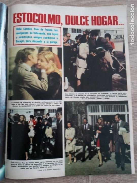 Coleccionismo de Revistas: LECTURAS 1.048.SORAYA.TONY RONALD.PALOMO LINARES.MARQUESES DE VILLAVERDE.POSTER.AUTOGRAFO ETC - Foto 3 - 245038915