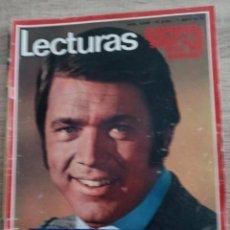 Coleccionismo de Revistas: LECTURAS 1.042 RAPHAEL.DR.GANNON.SISSI .POSTER.AUTOGRAFO MIGUEL RIOS.ETC. Lote 245046950