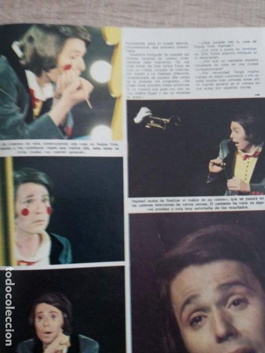 Coleccionismo de Revistas: LECTURAS 1.042 RAPHAEL.DR.GANNON.SISSI .POSTER.AUTOGRAFO MIGUEL RIOS.ETC - Foto 3 - 245046950